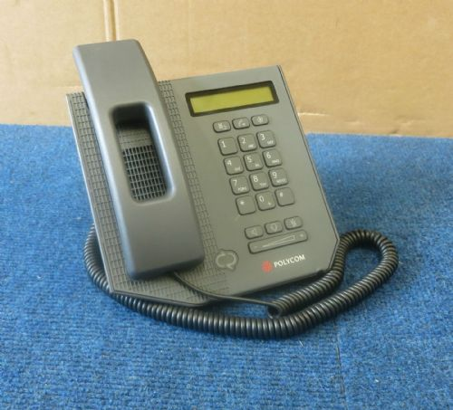 Polycom CX300 Desktop Phone VOIP USB Lync IP Telephone - 12 months warranty